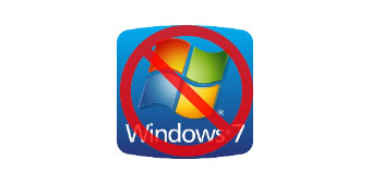 Vers la fin du support Windows 7…
